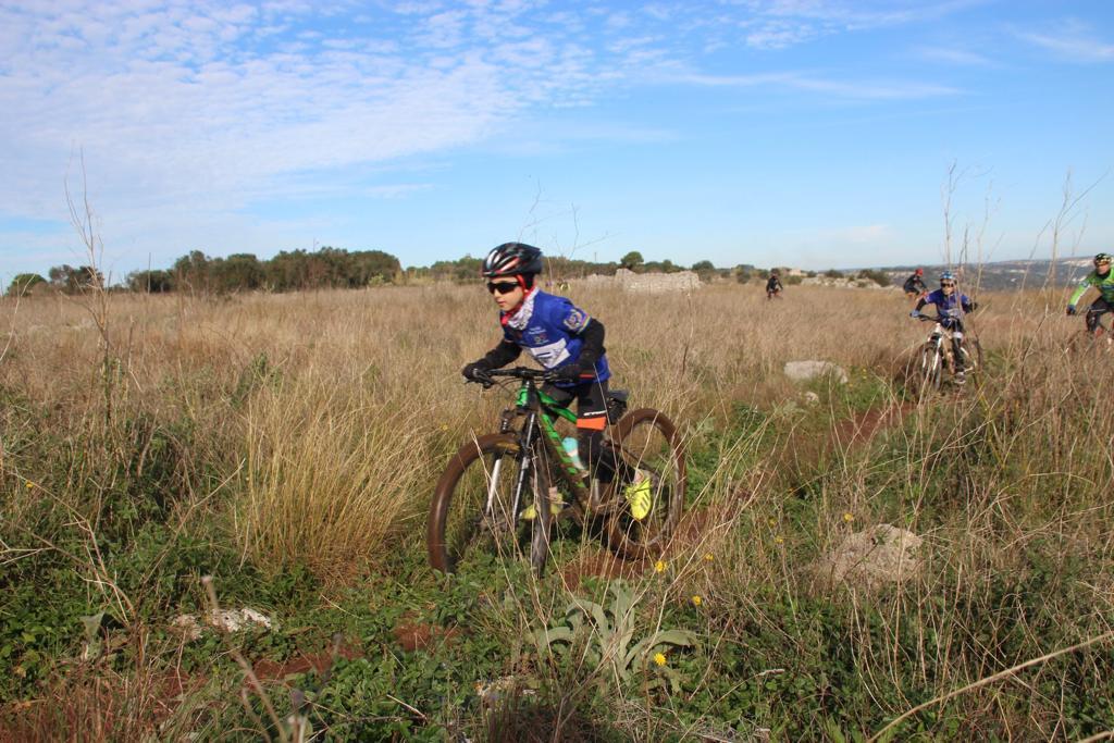 Scuola di ciclismo del Ciclo Club Spongano